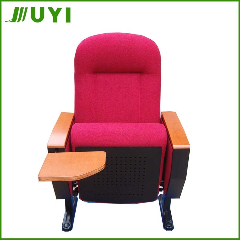 Auditorium Chair with Wood Armrest Jy-605r