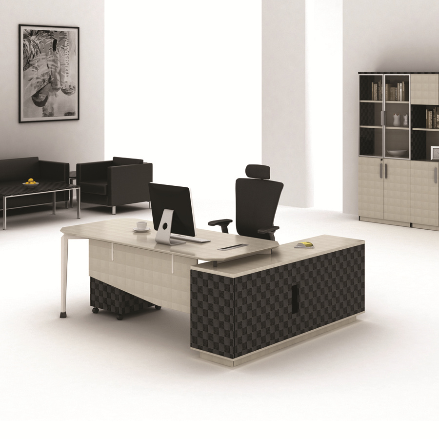 Factory directly modern furniture high end wooden office table