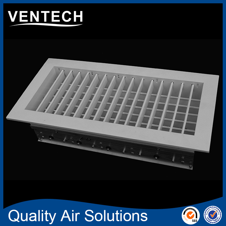 Air Ceiling Fresh Register Wall Mounted Ventilation Grille