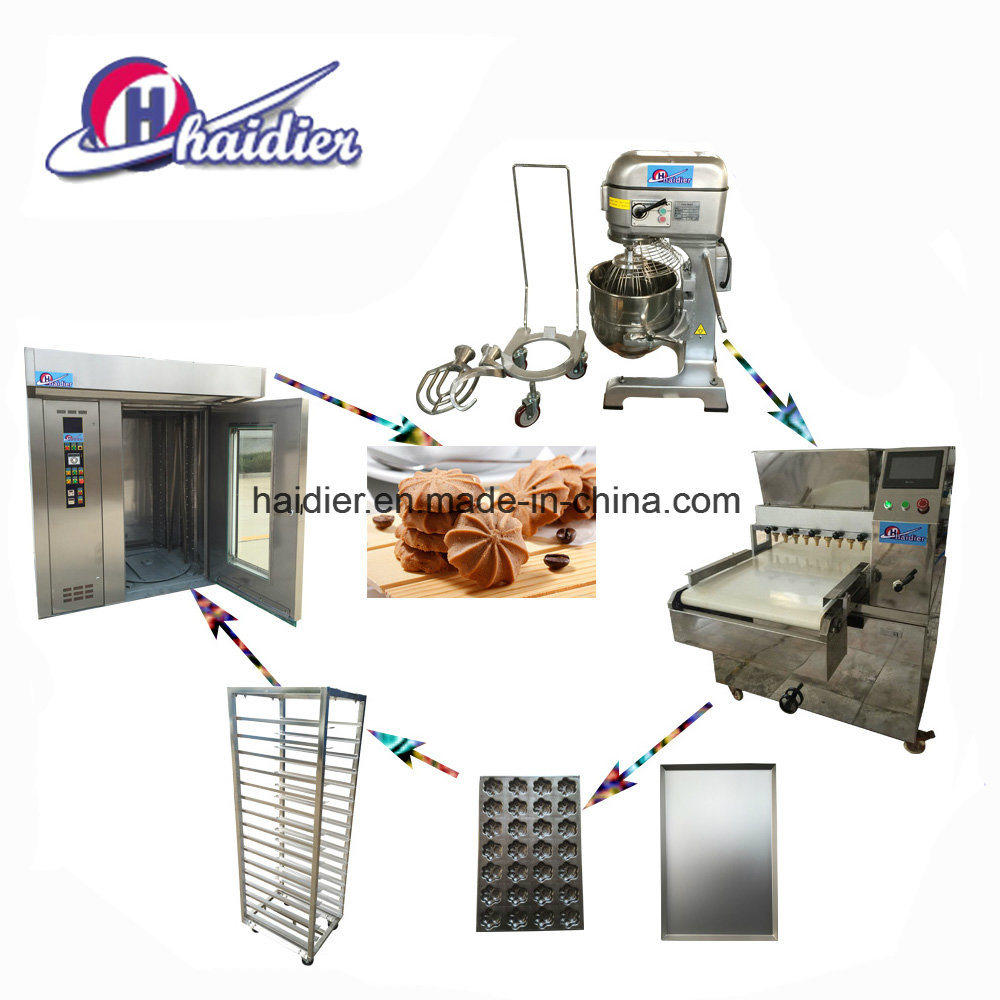 China High Quality Stainless Steel Automatic PLC Controller Cake ...