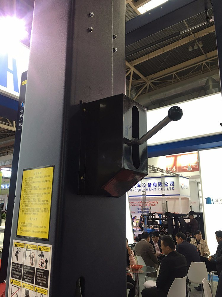 China Ce Approved Quality Heavy Duty Used 2 Post Car Lift