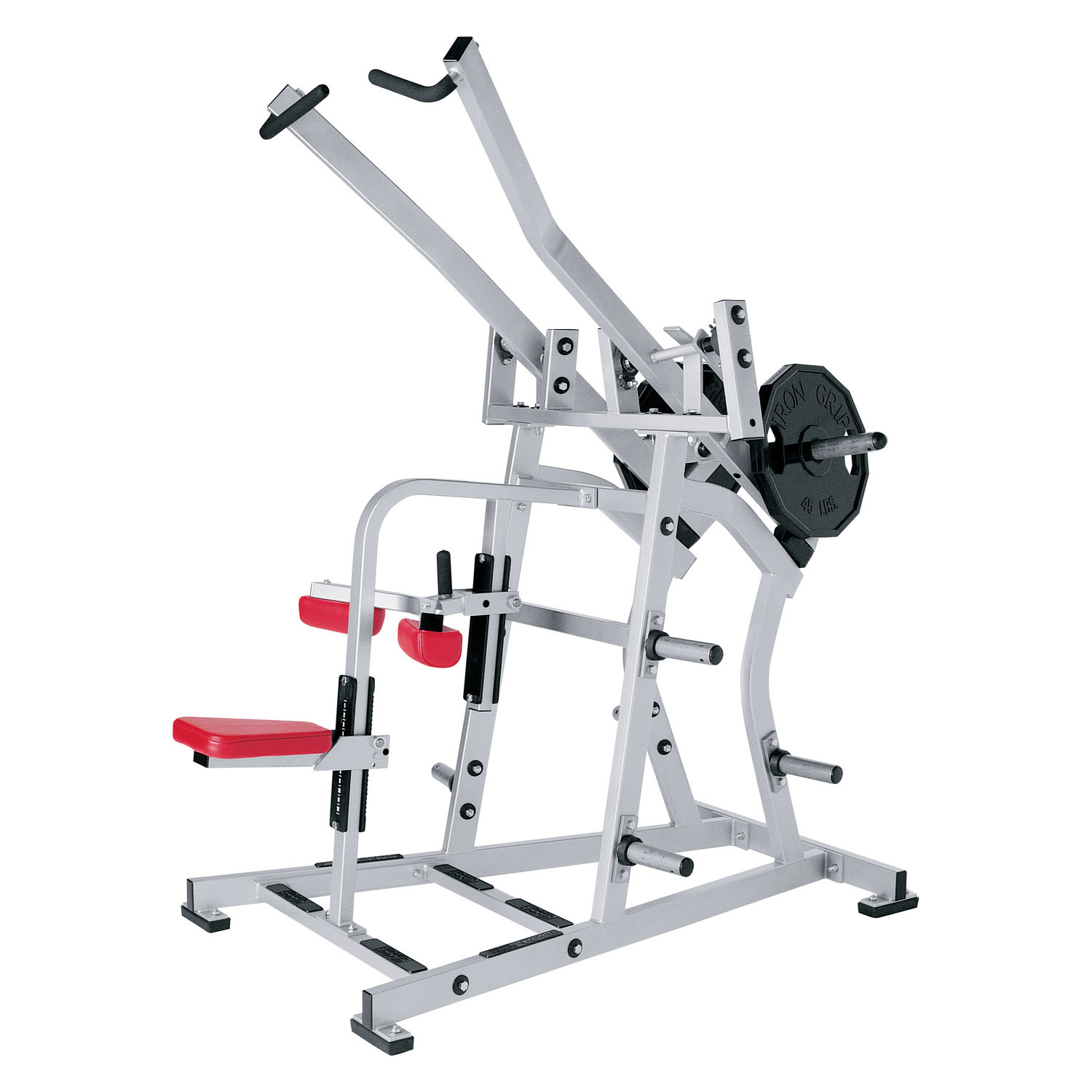 China Hammer Strength Machine ISO-Lateral Wide Pulldown OS