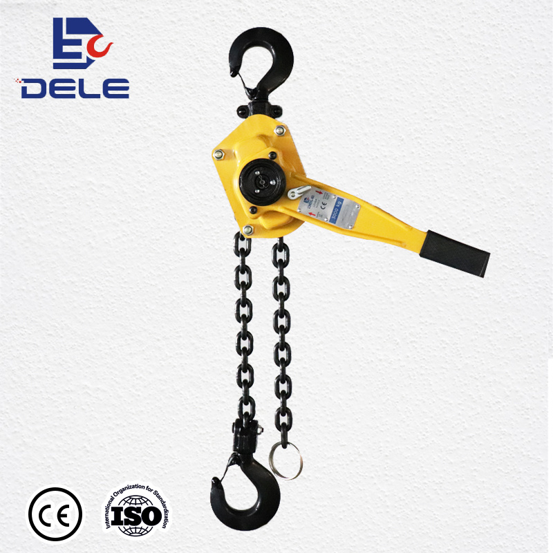 1.5ton Lever Hoist with Plastic Handle pictures & photos