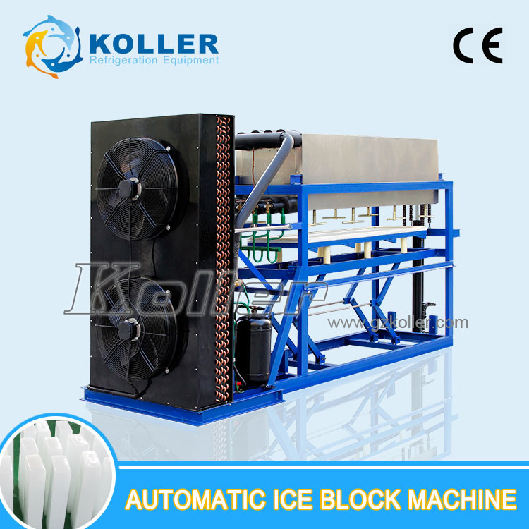 Koller 2 Tons Automatic Edible Ice Block Machine pictures & photos