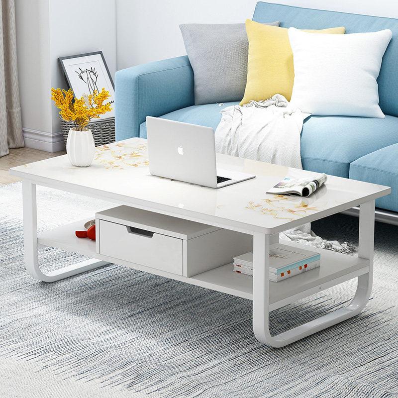 Steel Wooden Combination Living Room
