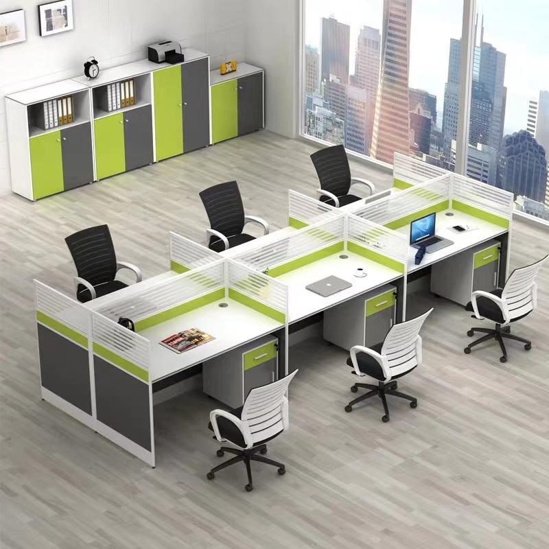 Modern Office Desk Furniture Melamine 6, Inexpensive Modern Office Furniture
