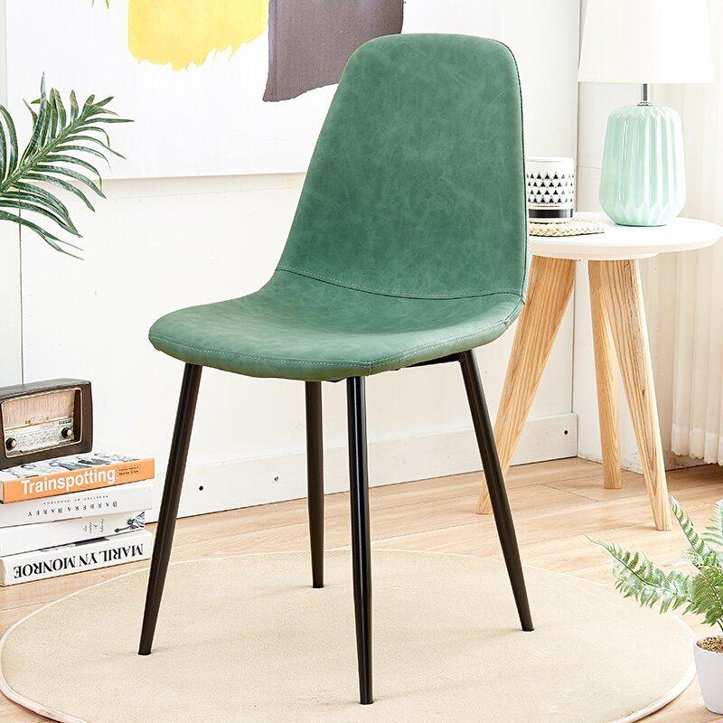 Peachy Hot Item Creative Modern Minimalist Armchair Eames Dining Chair Green Gamerscity Chair Design For Home Gamerscityorg