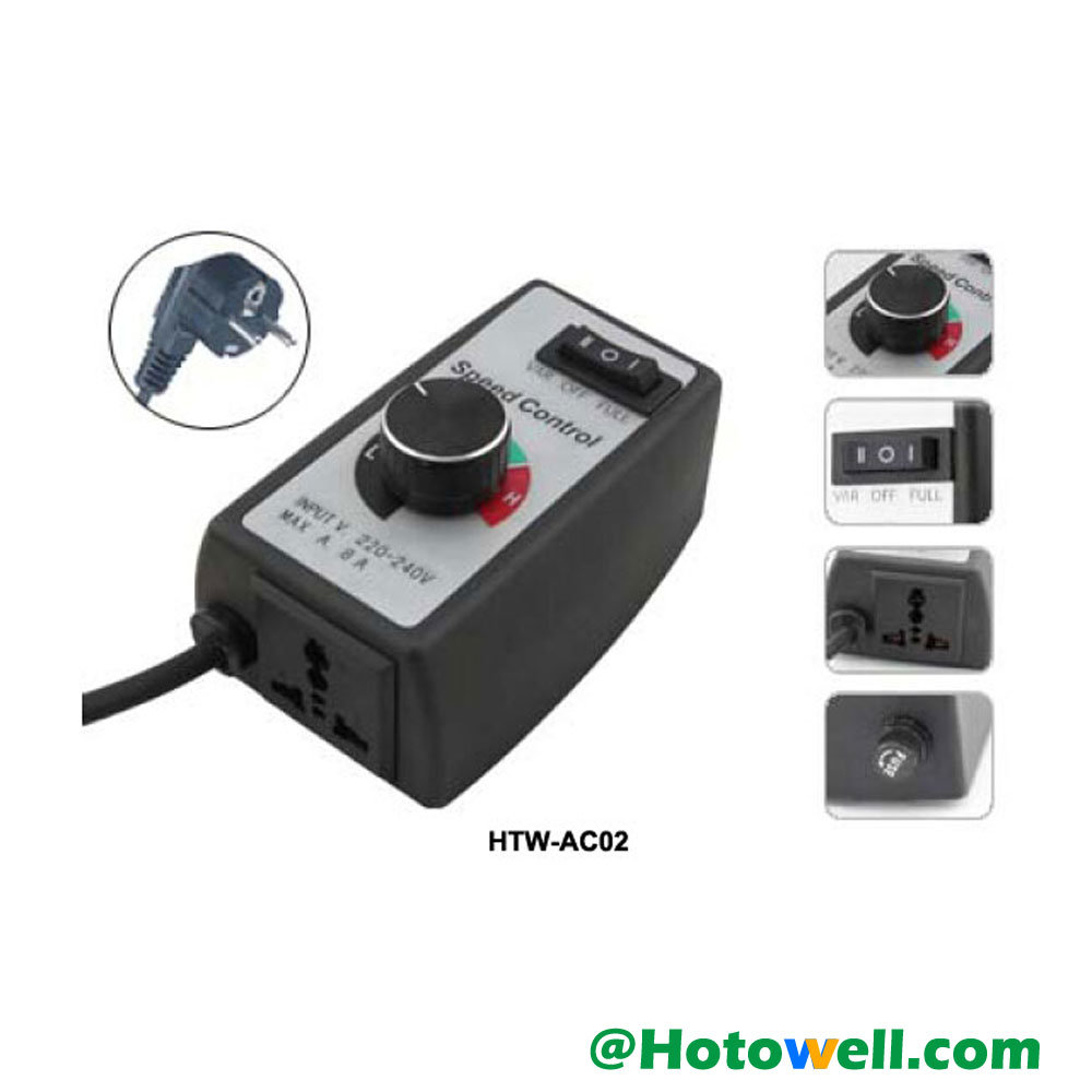 China Stepless Single Phase Motor Fan Speed Controller (HTW-AC ...
