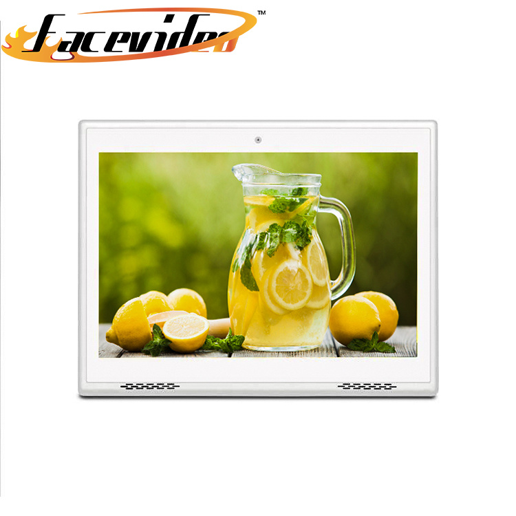China Manufacturer 10.1 Inch HD Table Stand Advertising Player LCD Video Media Digital Photo Frame for Marketing Business pictures & photos