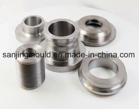 High Precision CNC Steel Alloy Machined Product pictures & photos