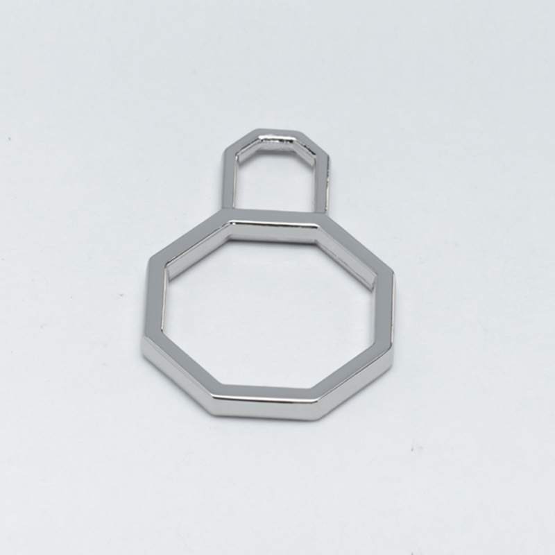 Zinc Alloy Bag Ring Luggage Cycle as Bag Accessories