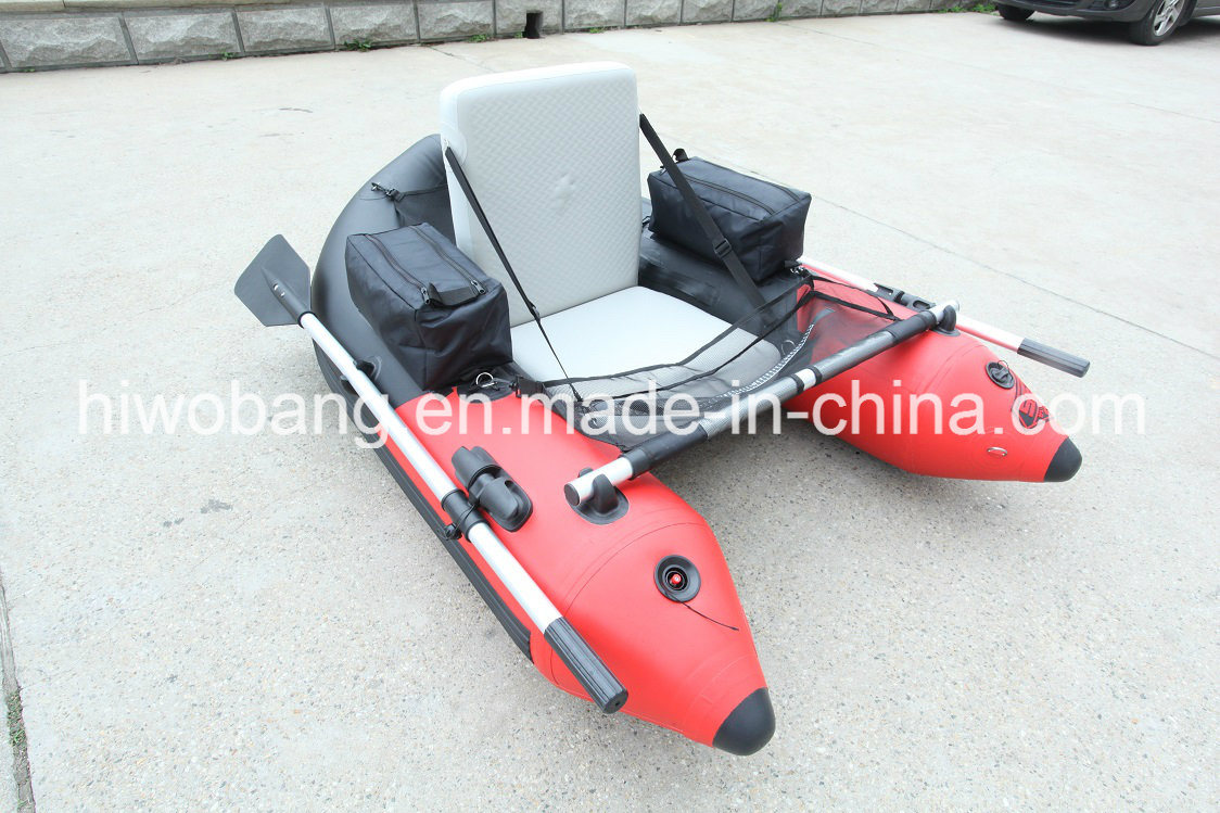 China 2018 Best Selling Individual Inflatable Belly Boat