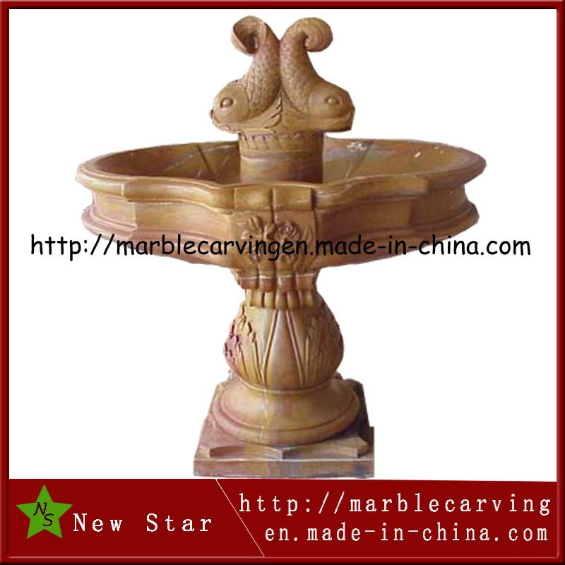 Hot Item Simple Design Small Indoor Water Fountain For Home Garden Decoration