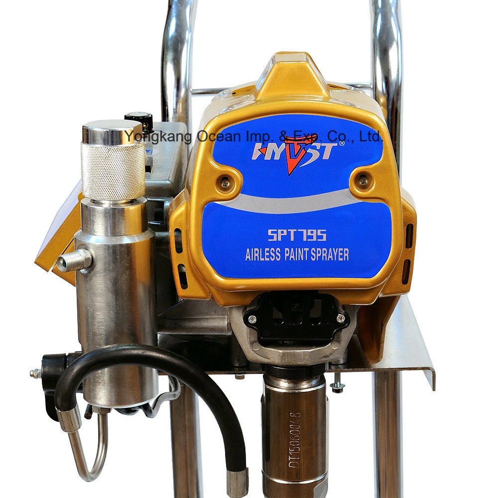 Electric High Pressure Airless Paint Sprayer (SPT795)