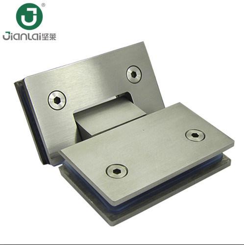 china glass shower hardware chrome plated adjust shower door pivot