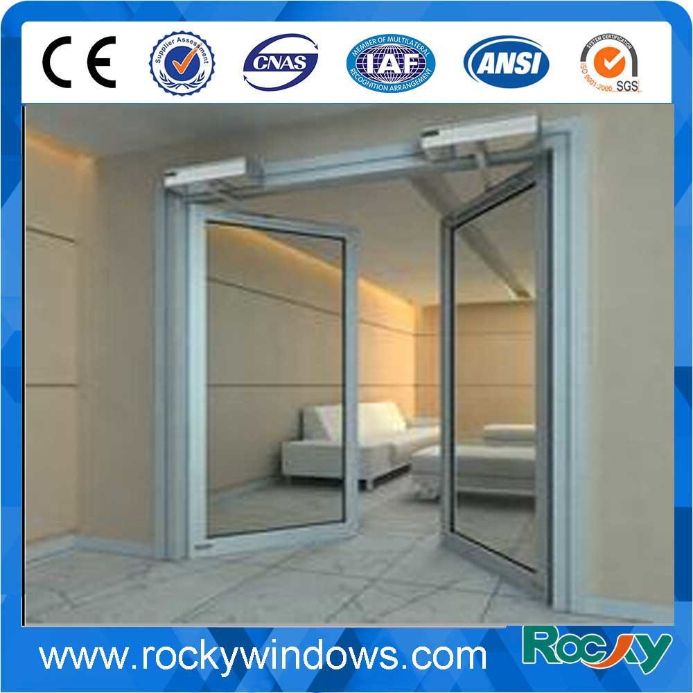 China Factory Price Electronice Access Control Glass Door China