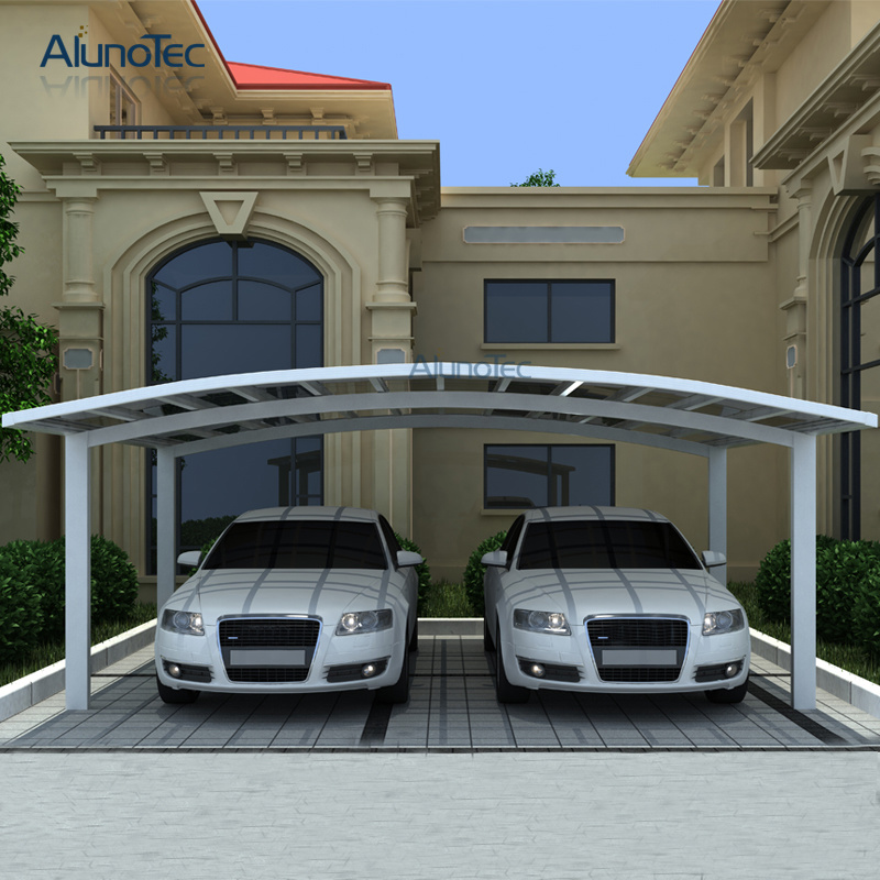 China Outdoor Garage Carport Designs With Arch Roof Photos Pictures Made In China Com