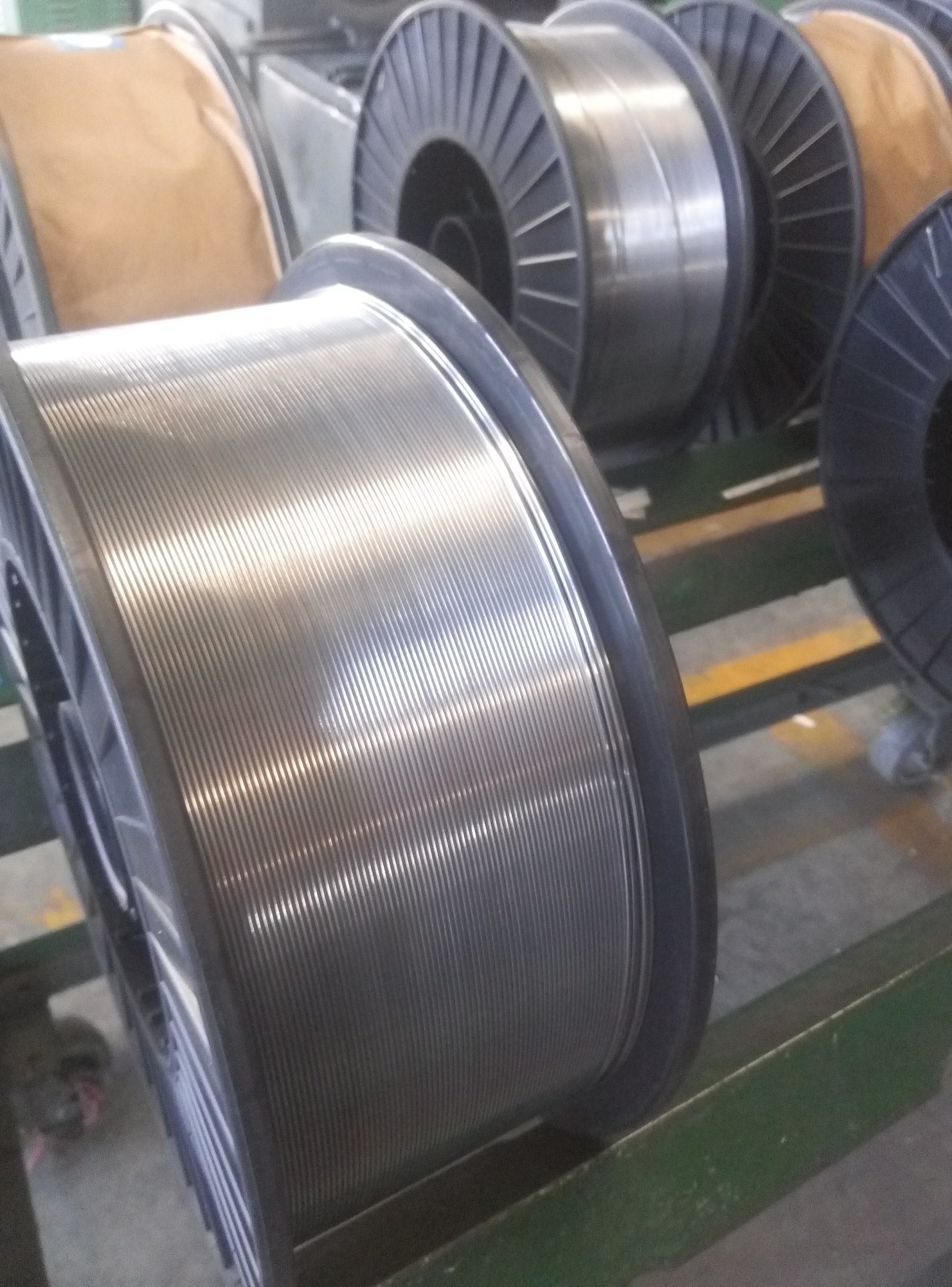 China Cored Wire/Flux Cored Wire/Hardfacing Welding Wire - China ...