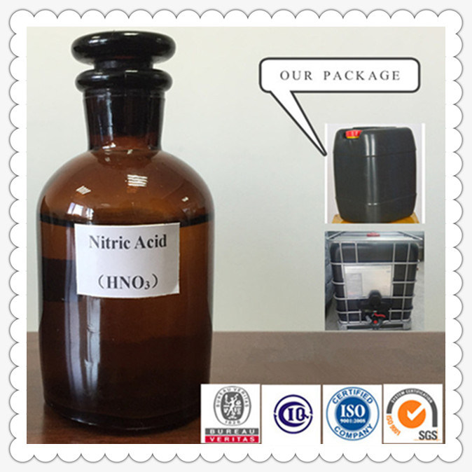 Mining Use Nitric Acid / Hno3 68% Chemical Factory