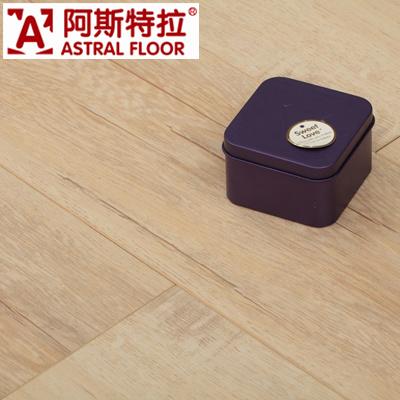 China Plywood Melamine Laminate Flooring In Ac3 Ac4 Aj1611