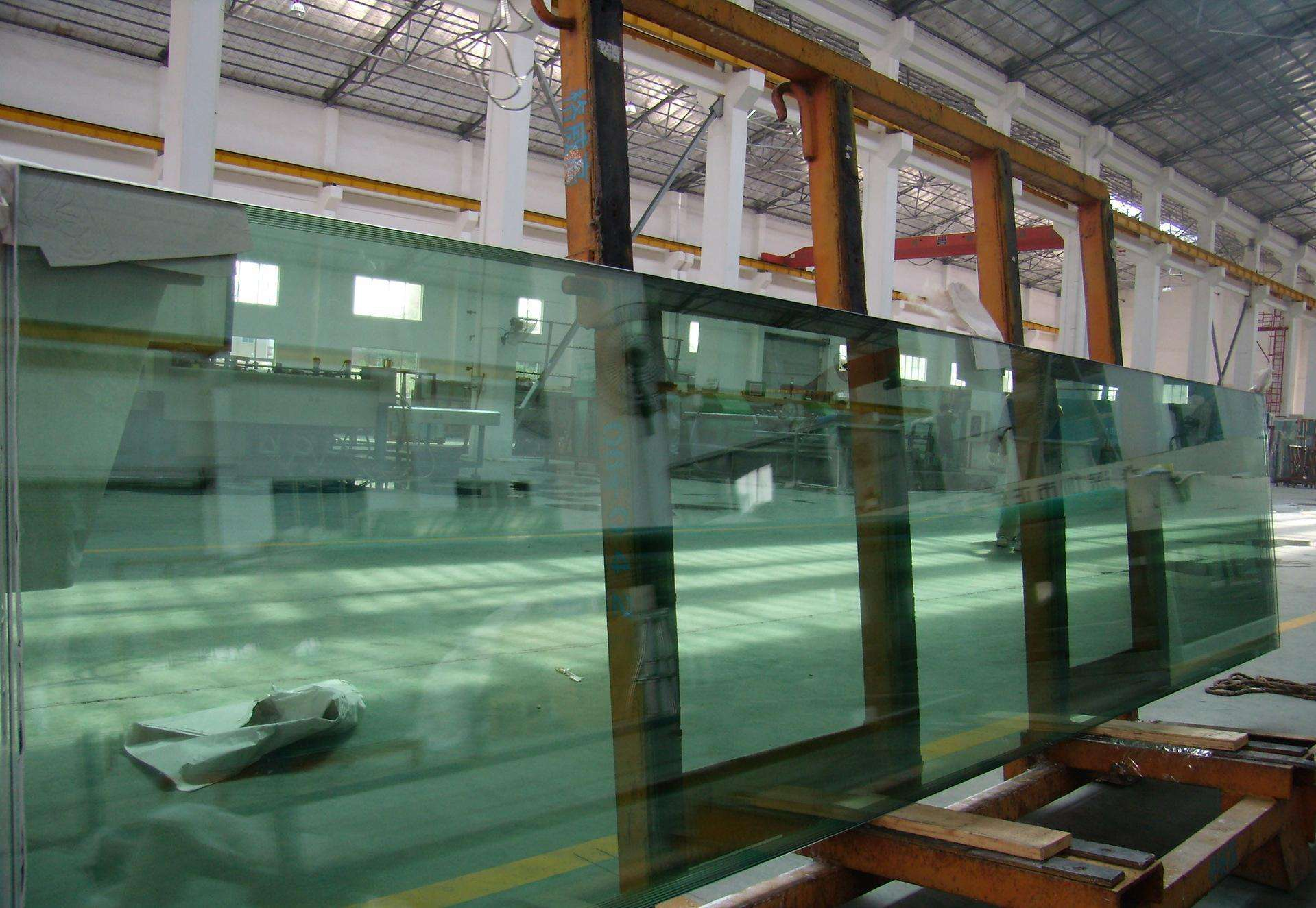 China Thickness 4mm 5mm 6mm 8mm 10mm 12mm Clear Semi Tempered