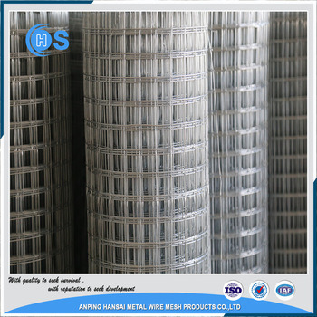 China Welded Mesh Type and Fence Mesh Application Galvanized Welded ...