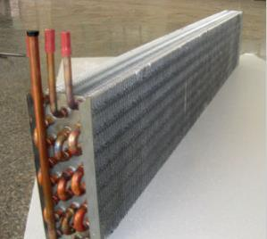 Heat Exchanger For Out Door Wood Furnaces
