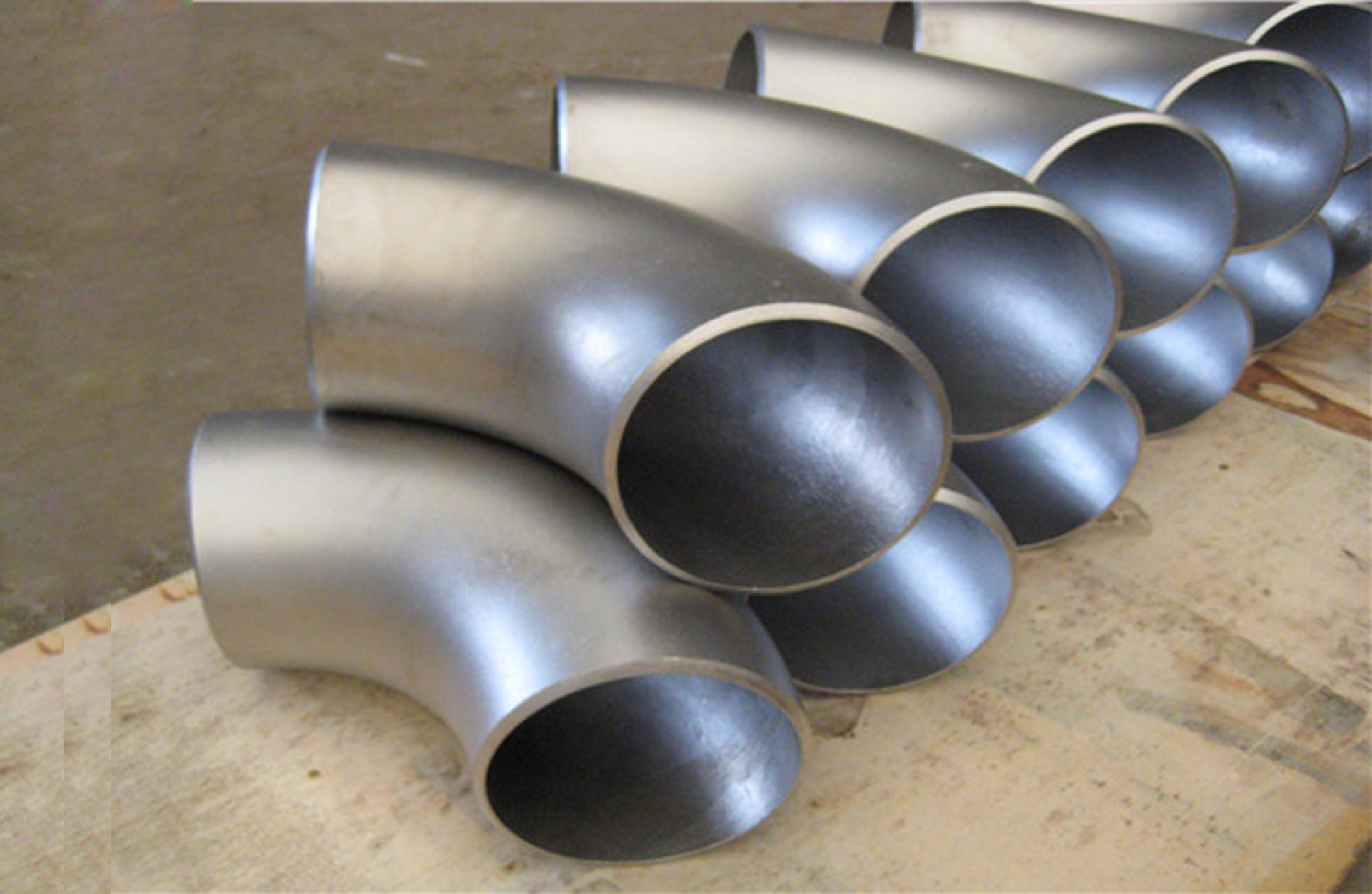 High Pressure Stainless Steel Elbow Pipe Fitting