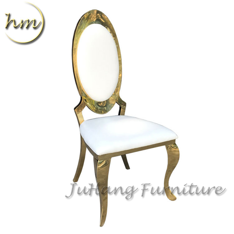 Terrific Hot Item Modern Round Back Leisure Chair Stainless Steel Dinner Chair Uwap Interior Chair Design Uwaporg