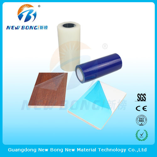 New Bong Transparent Tape Polyethylene Film for Stone