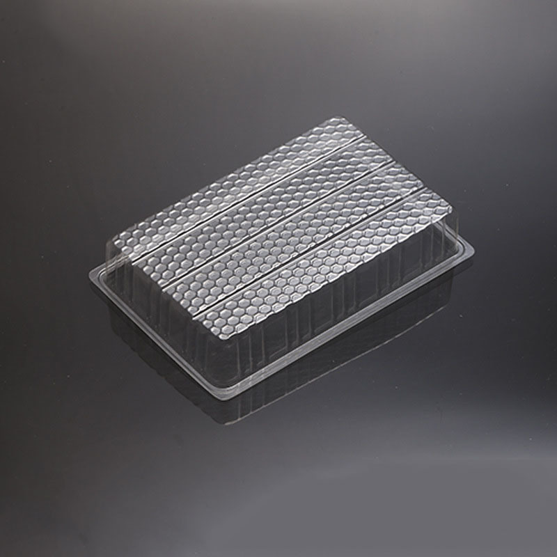 OEM disposable cakies package clear tray food blister(PP blister)