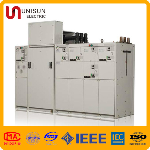 11kv-36kv Sf6 Gas Insulated Switchgear