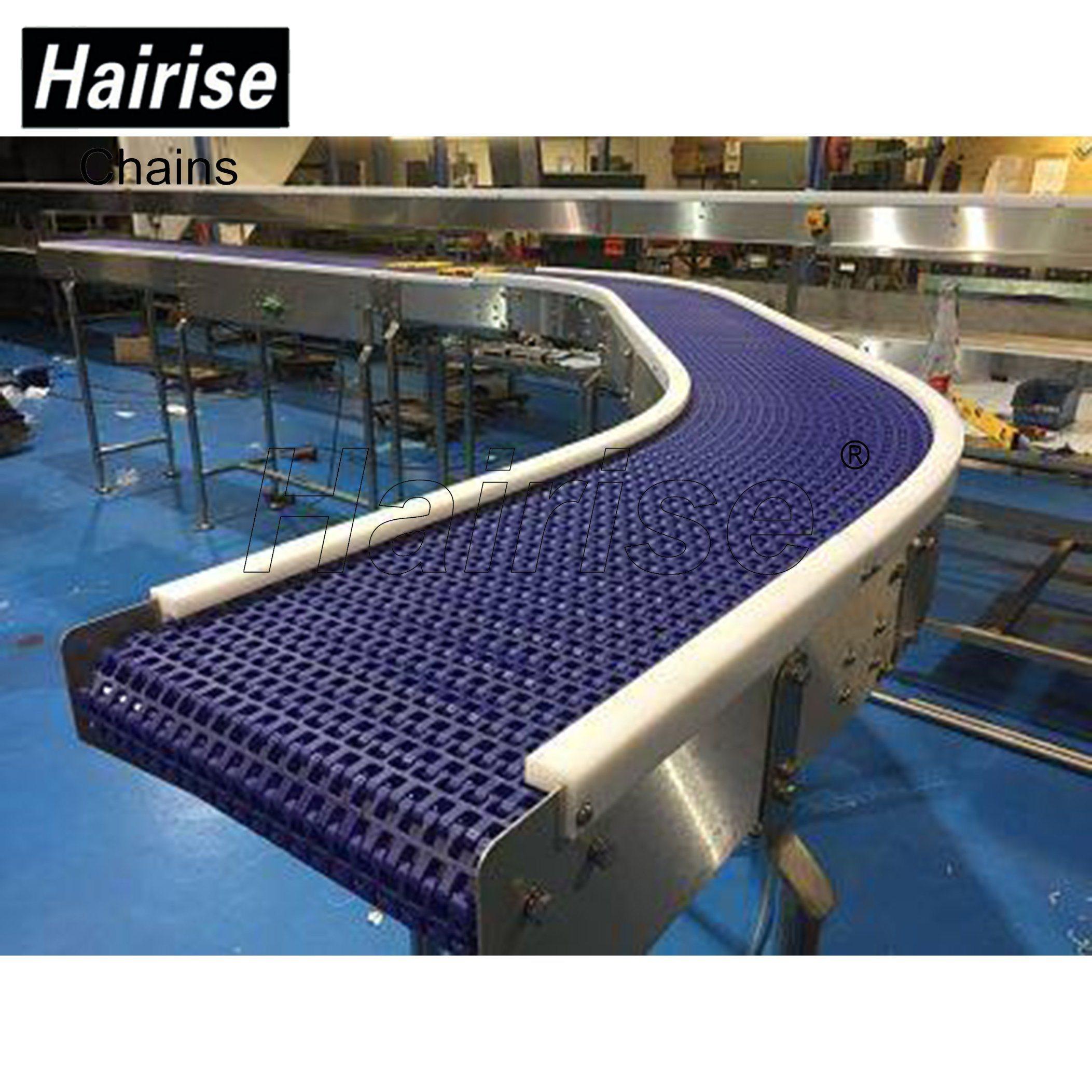 China Hairise Scale Chute Motorized Material Handling Skid
