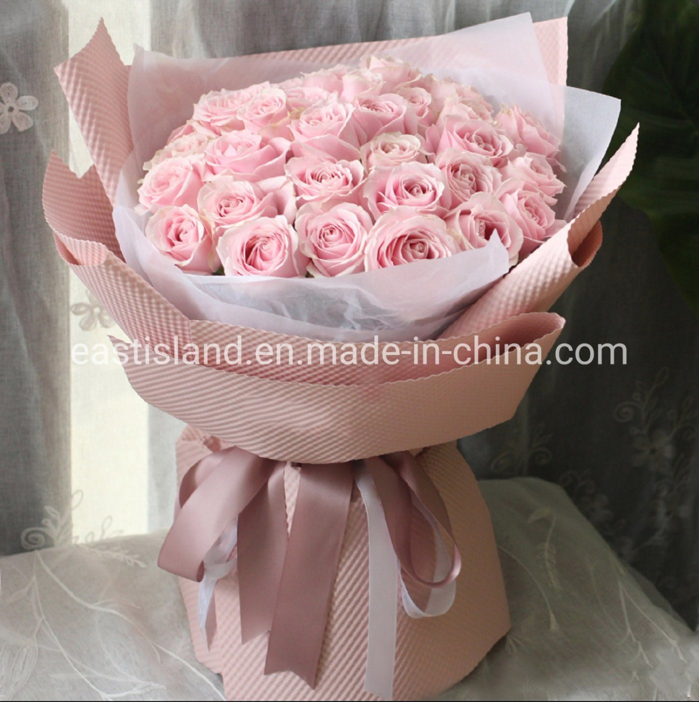 Hot Item Hot Sale Embossed Paper Flower Bouquet Wrapping Paper For Flowers Gifts Wholesale