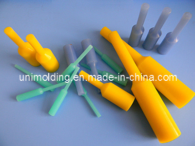 Silicone Parts/Custom Molded Silicone Rubber Part/Rubber Sealing Parts pictures & photos