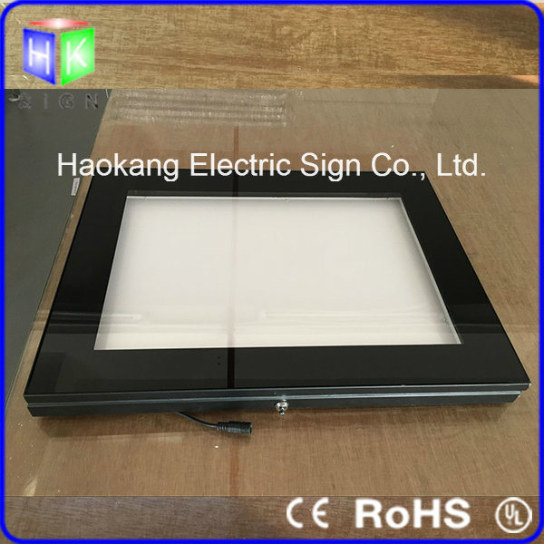 "27""X 40"" Outdoor Waterproof LED Movie Poster Sign for Aluminum Frame with Advertising Display pictures & photos"