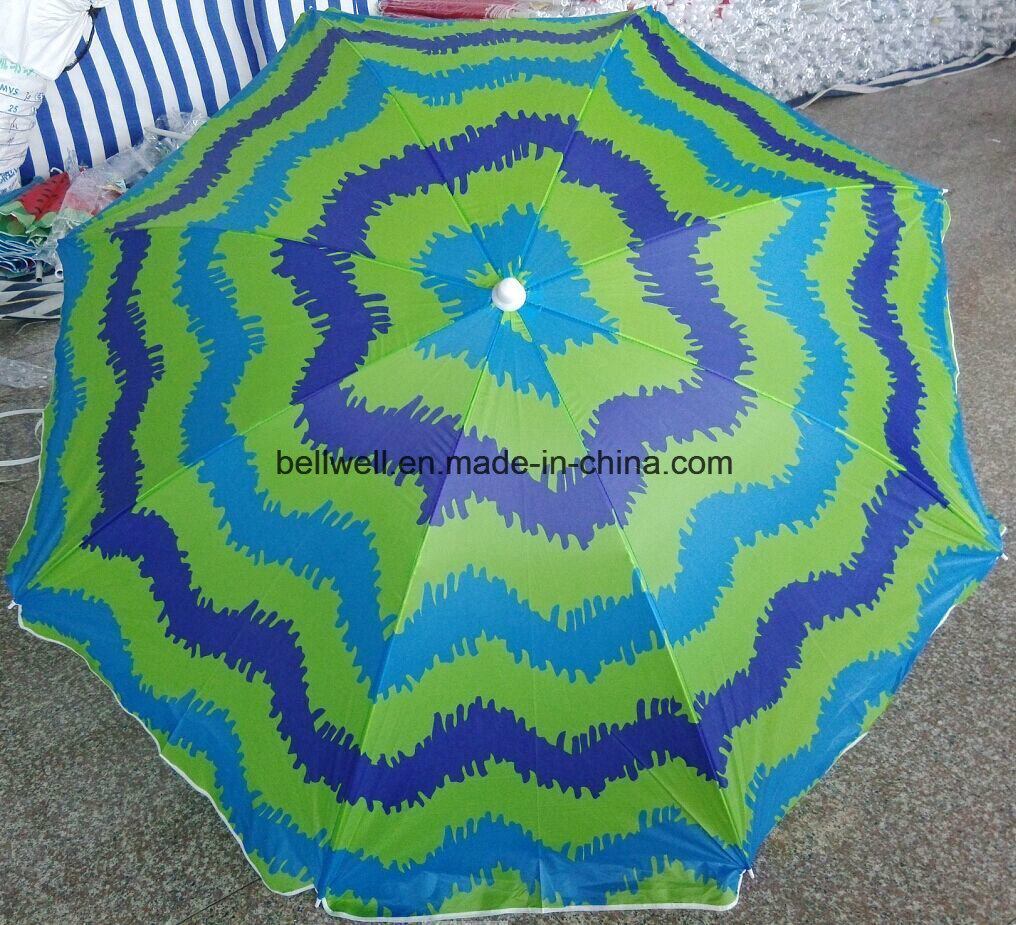 Outdoor Beach Umbrella Sun Umbrella with PVC Bag