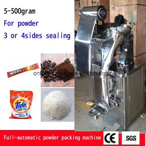 3 in 1 Coffee Equipment Powder Packing Machine pictures & photos