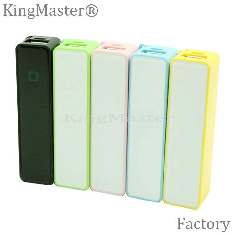 Kingmaster 2200mAh Mini Power Bank Portable Battery Charger for Mobile pictures & photos