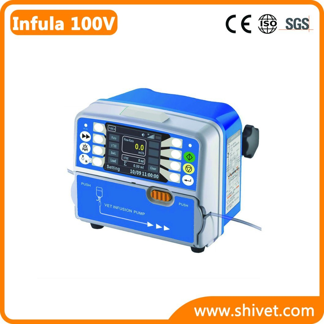 Veterinary Infusion Pump (Infula 100V)