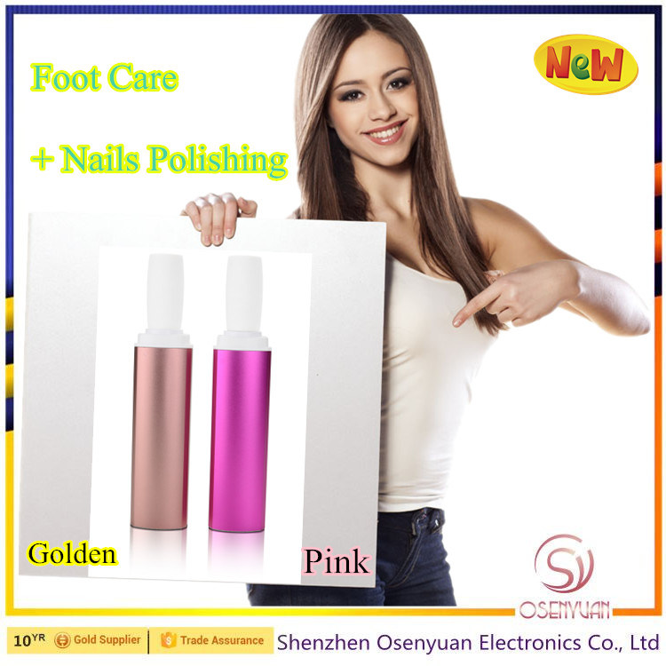 China Portable Nail Care Equipment Battery Operate Electric Nail ...
