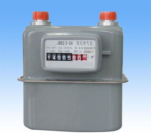 China Gas Meter