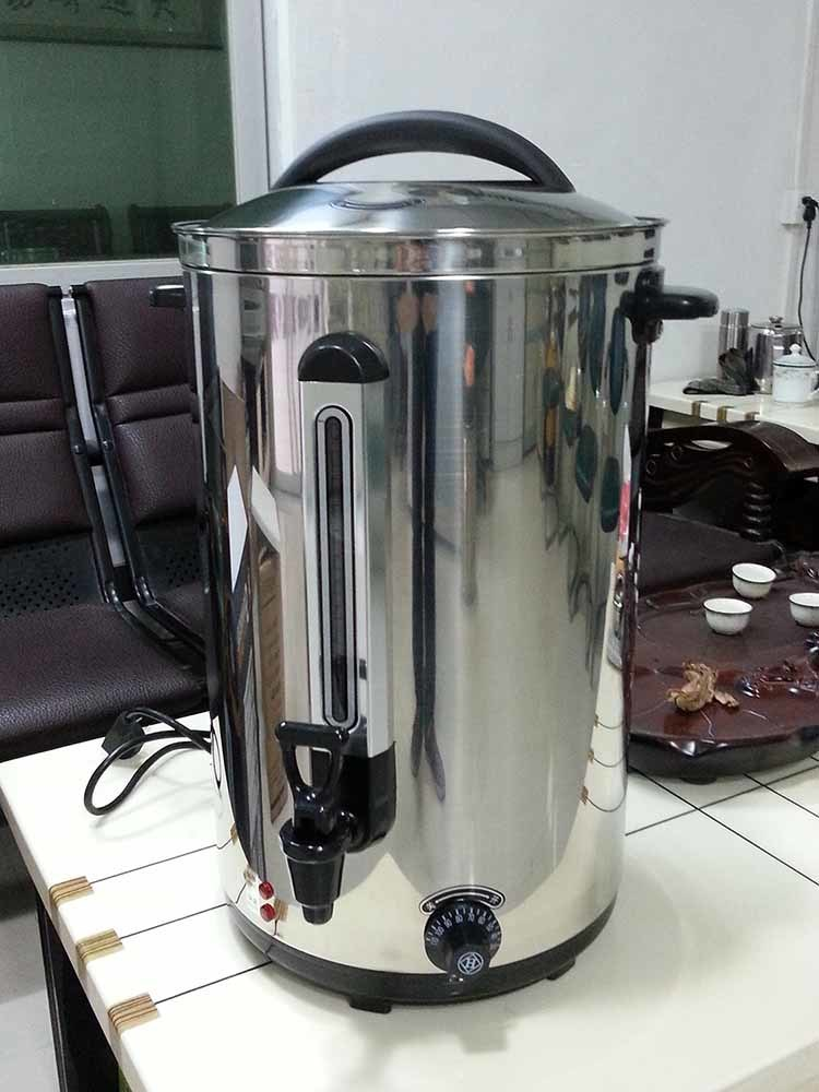 China Electric Water Boiler Tea Coffee Urn Water Milk