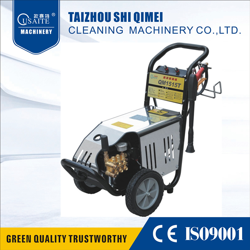 China 160bar 3kw 4kw High Pressure Electric Washer Machine For Car