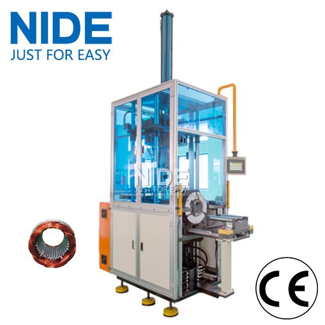 China Motor Stator Wire Forming Machine Coil Winding Shaping Machine ...