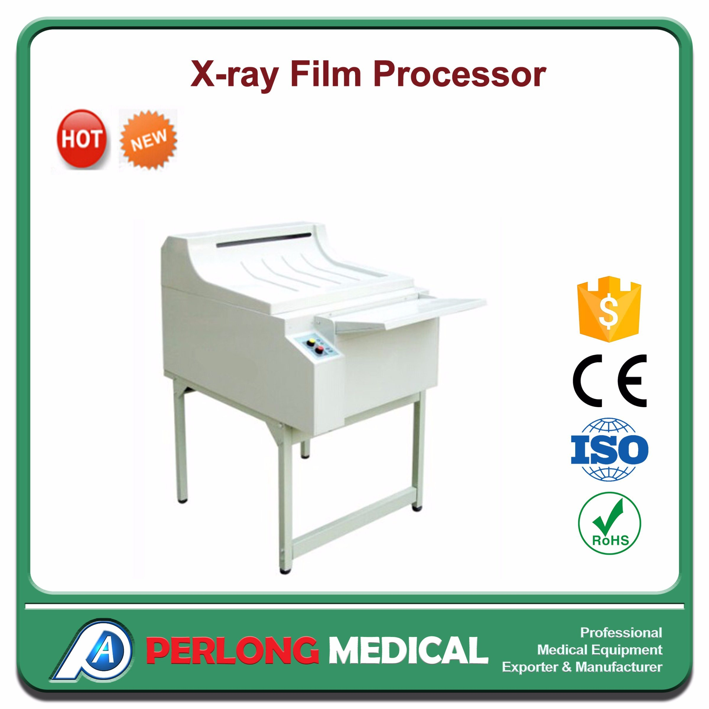 China Automatic X Ray Film Processor With Ce Certificate Medical X