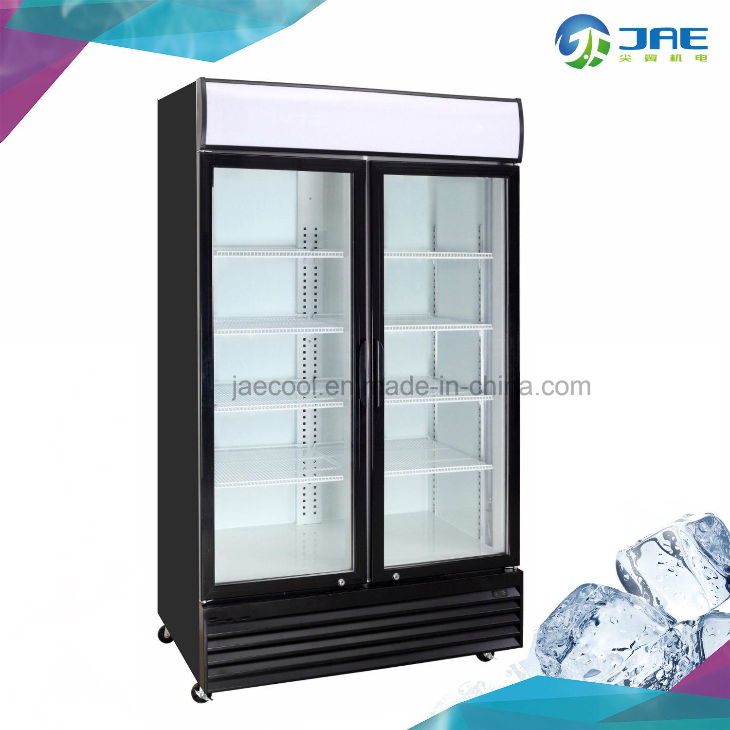 China Double Door Fridge, Double Door Fridge Manufacturers, Suppliers -