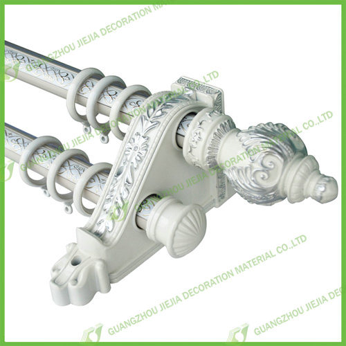 China 50mm Resin Curtain Rod T908