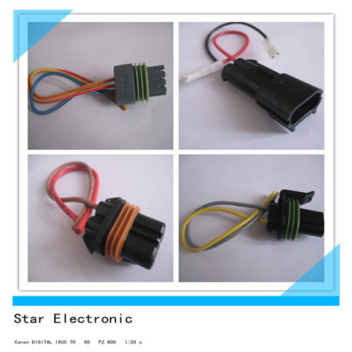 Sensational China Oem And Customized Ribbon Automotive Wire Connector Types Wiring 101 Capemaxxcnl