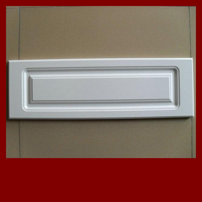 China MDF PVC Kitchen Cabinet Door
